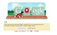 股沟的提示被qiang字段功能 | Google Notifying Terms Blocked in China