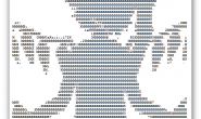 Bad Apple ASCII Javasrcipt字符画版| Bad Apple ASCII Javascript